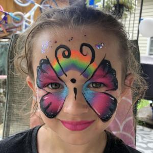 CarrieAnne Villandry - Face Painting - Face Painter in Pepperell, Massachusetts
