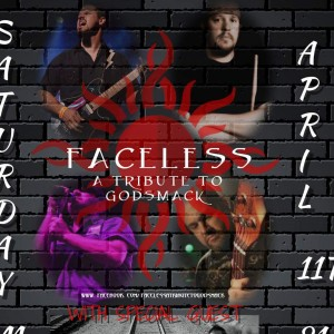 Faceless (Godsmack tribute) - Metallica Tribute Band in Phoenix, Arizona