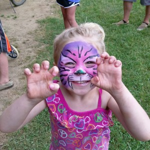Facepainting by Shari - Face Painter in Dowagiac, Michigan