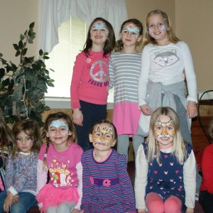 Faces by Carolyn - Face Painter / Balloon Twister in Norwich, Connecticut