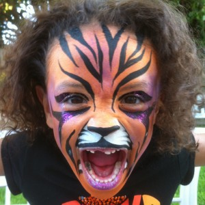 FaceTheDesign - Face Painter / Temporary Tattoo Artist in Modesto, California