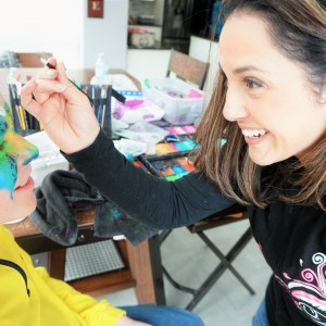 Fancy Faces by Veronica - Face Painter / Balloon Twister in Desoto, Texas