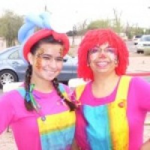 Fancy Nancy Face Painting and More! - Clown in Peoria, Arizona