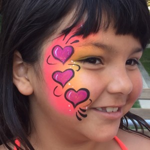 Fantastic Face Painting of Utah - Face Painter / Airbrush Artist in South Jordan, Utah