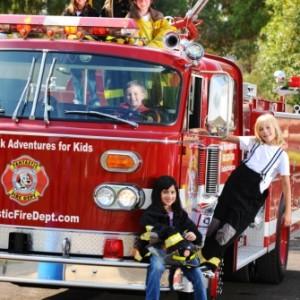Fantastic Fire Department - Fire Truck Party in Phoenix, Arizona