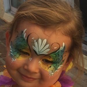 Fantasy Faces By Nina - Face Painter in Lakewood, California