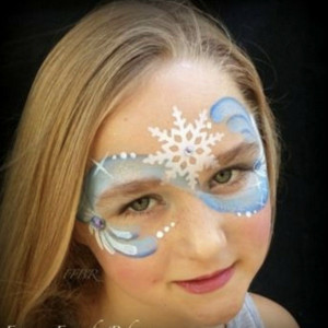 Fantasy Faces by Rebecca - Face Painter in Orange County, California