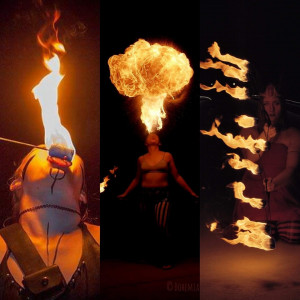 Fantasy Fire Arts - Fire Performer / Fire Eater in Houston, Texas