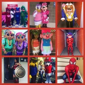 Fantasy Kids Parties Galore - Costume Rentals in East Hartford, Connecticut