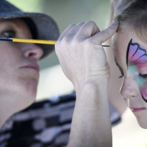 Fawntastic Faces--Face Painting - Face Painter in Pine Grove, Pennsylvania