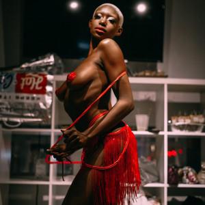 Feline Agbara - Burlesque Entertainment in Atlanta, Georgia