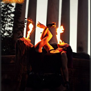 Fire and Slice Sideshow - Sideshow / Fire Eater in Pahrump, Nevada