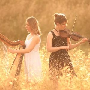 Fire and Water Violin/Harp Duo - Classical Duo in Sacramento, California