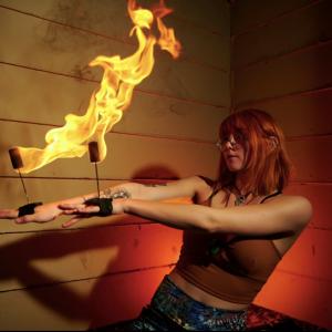 Julesflows - Fire Performer / Circus Entertainment in Reno, Nevada