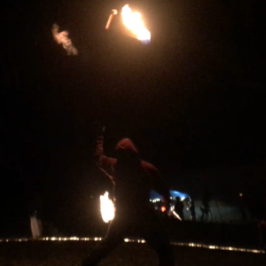 Fire Spinner - Fire Performer / Hawaiian Entertainment in Southern Pines, North Carolina