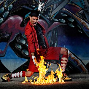 FireGuy - Circus Entertainment in Toronto, Ontario