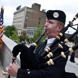 First Class Bagpiping - Bagpiper in Philadelphia, Pennsylvania
