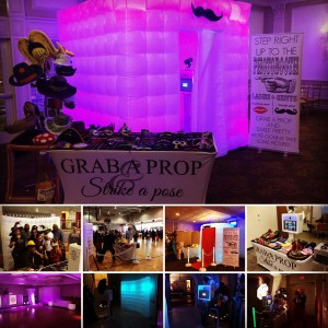 Flashing Lights Photo Booths - Photo Booths in Bronx, New York