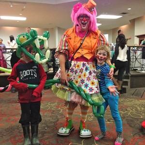 Flower Pot Dee Clown - Clown in Cambridge, Ontario