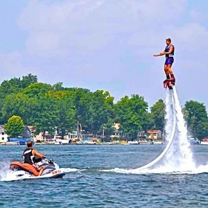 Flyboard & Jetpack training and lessons - Variety Entertainer in Toledo, Ohio