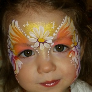 Fanciful Faces - Face Painter in Boulder, Colorado
