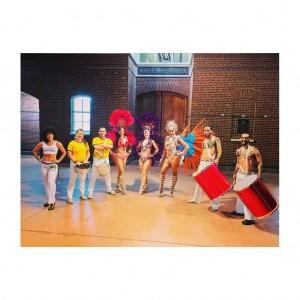 Fogo Brasil Arts and Entertainment - Samba Dancer / Brazilian Entertainment in Atlanta, Georgia