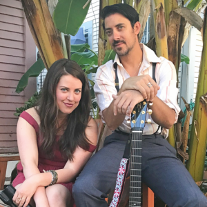 Paul & Janelle (w/optional violinist) - Acoustic Band / Christmas Carolers in Los Angeles, California