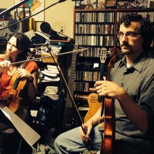 Folk Fusion Fiddler