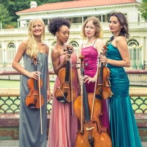Four-Ever Yours String Quartet - String Quartet / Strolling Violinist in New York City, New York
