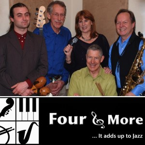Four and More - Jazz Band in Walnut Creek, California