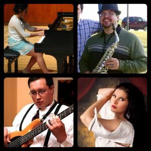 Four Corners Jazz Quartet - Jazz Band in Fort Worth, Texas