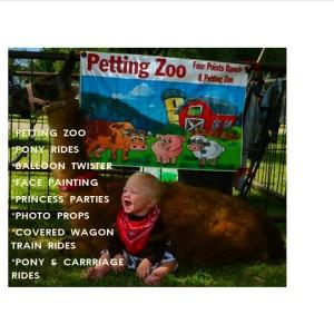 Four Points Ranch Entertainment - Petting Zoo in Augusta, Kansas