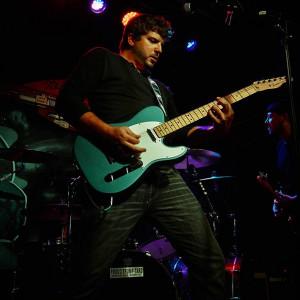 Frank Dancey - Guitarist in Tampa, Florida