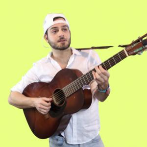 Frank Dal Pra - Singing Guitarist in Bronxville, New York