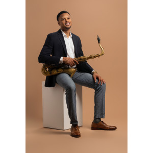 Frank Houston - Saxophone Player in Atlanta, Georgia