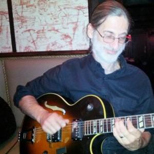 Frank Singer, Solo Jazz Guitar - Jazz Guitarist in Erie, Pennsylvania