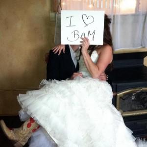 Frank Bratcher / Bust A Move DJ Entertainment Services - Wedding DJ in Dallas, Texas