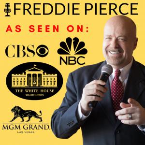 Freddie Pierce- Magician-Entertainer