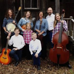 Fret Not Bluegrass Gospel Band - Gospel Music Group in Dallas, Georgia