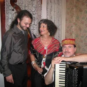 Freylach Time - Klezmer Band in Durham, North Carolina