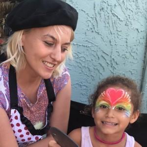 Friendliest Face Painter - Face Painter / College Entertainment in New Smyrna Beach, Florida