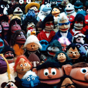 Friends Forever Puppets