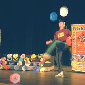 Frisbee Guy