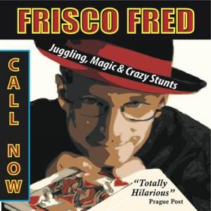 Frisco Fred: San Francisco Comedian - Comedy Magician in San Francisco, California
