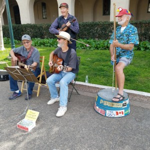 Front Street Troubadours - Acoustic Band in San Diego, California