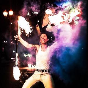 Fuego Productions - Fire Performer / Fire Dancer in Newport Beach, California