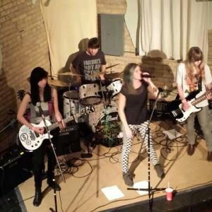 Sam Shaffer - Punk Band in St Peter, Minnesota