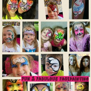 Fun & Fabulous Face painting - Face Painter in Bonner Springs, Kansas