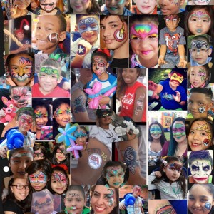 Fun Faces Face Painting by Morgan & More