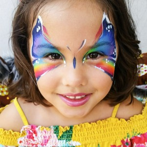 Fun Lab Party Service - Face Painter in Orange County, California
